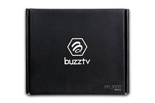 BuzzTV XPL 3000 Basic | Panda Box | Android OTT Set Top HD 4K TV Box by BuzzTV