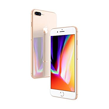 Apple iPhone 8 Plus Unlocked 256GB Phone, Gold
