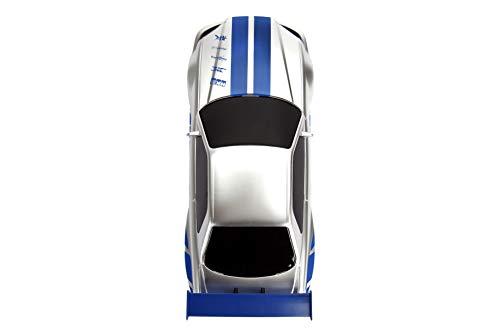 JADA Toys Fast & Furious Brian's Nissan Skyline GT-R (Bnr34)- Ready to Run R/C Radio Control Toy Vehicle, 1: 16 Scale 4