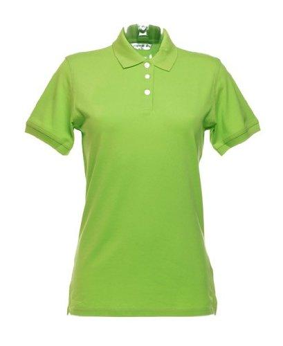 Kate Comfortec® Poloshirt, Farbe:Lime;Größe:XXL
