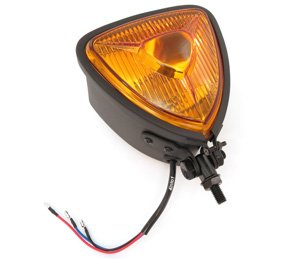 Buy triangle headlight harley