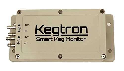 Price comparison product image Kegtron Smart Keg Monitor - Dual Tap / Track Your Keg Levels From Your Phone / Upgrade Your Taps