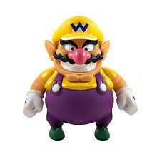 """Super Mario Bros Pvc 5"""" Figure Wario"""