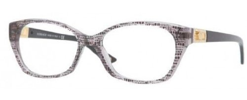 Versace VE3170B Eyeglasses-5002 Lizard - Versace Glasses Girl