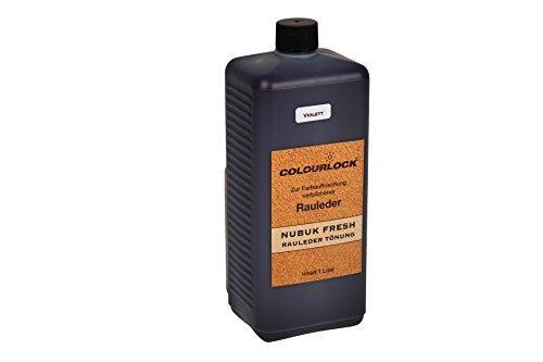 COLOURLOCK Nubuck Fresh to refresh the colour on nubuck leathers - Violet 1Litre