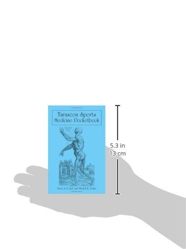 Tarascon Sports Medicine Pocketbook (Tarascon Series)