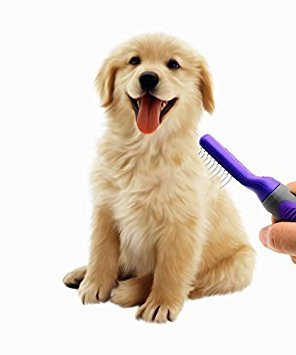 Knotted Or Dead Hair Great Tool For Removing Tangles Hertzko Mat Remover Mats Suitable For Dogs And Cats