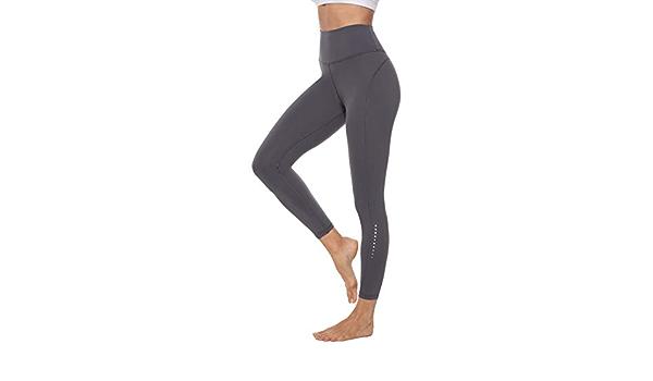cintura alta Mallas deportivas para mujer mallas de deporte Voeons