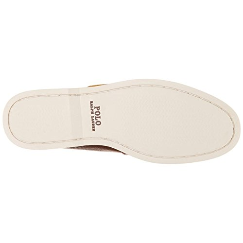Polo Ralph Lauren Bienne Ii Homme Chaussures Fauve