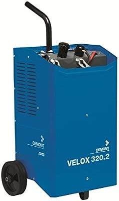 Cargador arrancador Velox 320.2 especial taller Air líquido ...