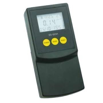 恵比寿製作所 放射線測定器ガイガーカウンター 線量計 電池駆動式 ES-GC01 B0056F3C8Q