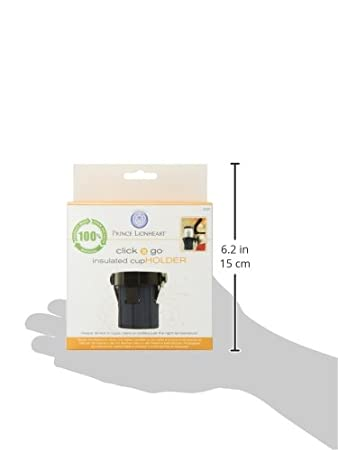 Amazon.com: Prince Lionheart Clink n Go Insulated Stroller Cup Holder: Baby