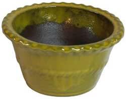 "Bonsai Tree Pot 3"" Accent Container (YX62) from BonsaiOutlet"