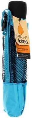 Raines Umbrella Just Clip Back Pack 9 Inch Med Assorted Colors