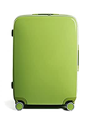 Raden A28 Check-In Smart Luggage, Apple Green Gloss