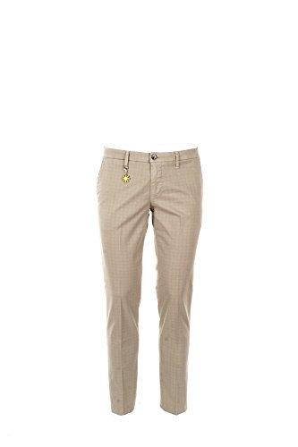 Pantalone Uomo Manuel Ritz 44 Beige 2232p1578t 173354 Primavera Estate 2017