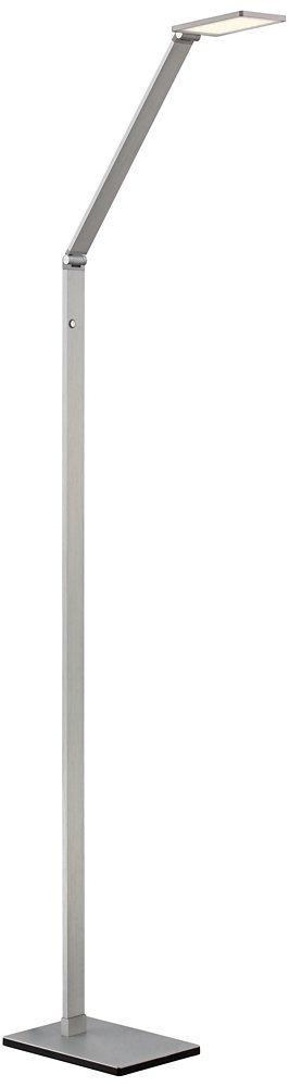 Possini Euro Bentley Aluminum LED Task Floor Lamp by Possini Euro Design
