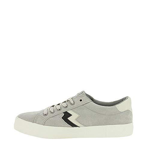 Mtng Donna 69596 Claro nero Roto set soft Negro Sneakers bianco yoda Blanco chiaro sporco C46329 Grigio AwrCAF41q