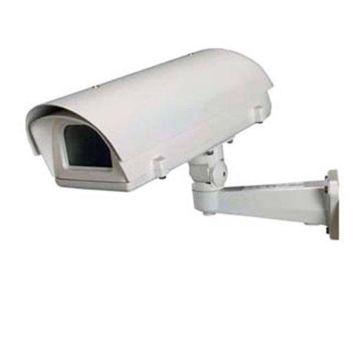 Hi-Security Die-Cast Side Open Camera Housing