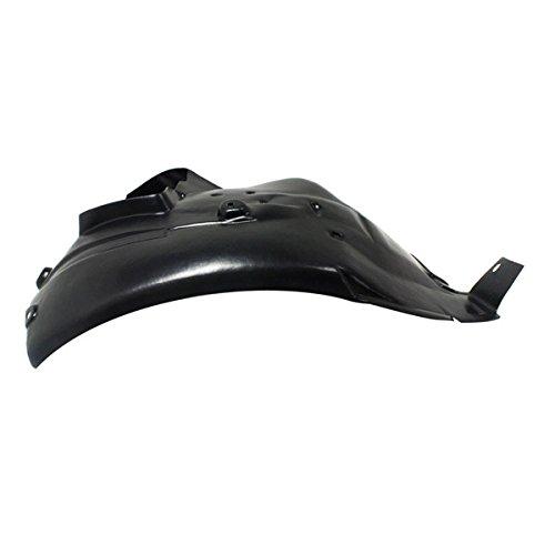 08-13 M3 Front Splash Shield Inner Fender Liner Panel Left Driver Side BM1248125