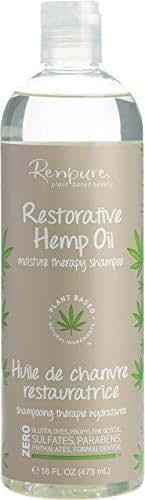 Renpure Restorative Hemp Shampoo, 19 Ounces