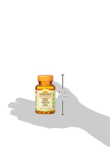 Sundown Naturals Milk Thistle 240 mg, 60 Capsules by Sundown Naturals (Image #13)