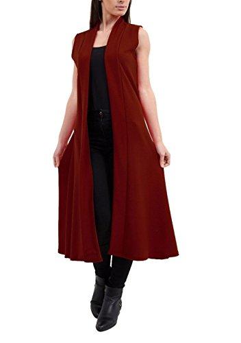 mujer Wein Abrigo Fashion para Fashion Abrigo pwIzqzS