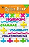 Extra Help Math and Language Arts, Instructional Fair Staff, 1568224931