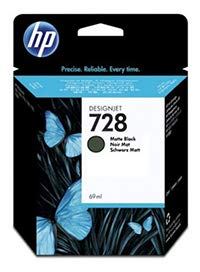 HP F9J64A Inkjet Cartridge (Matte Black) in Retail Packaging