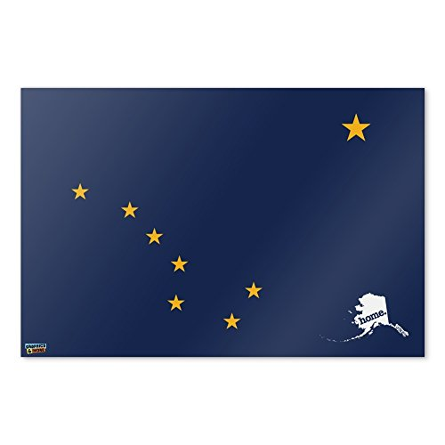 Graphics and More Alaska AK Home State Flag Officially Licen
