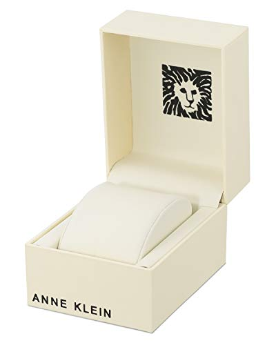 Anne Klein Dress Watch (Model: AK/1981)