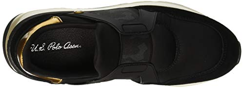 Sneaker Assn Vivien Blk s Donna polo U Nero black wqfIEFSc