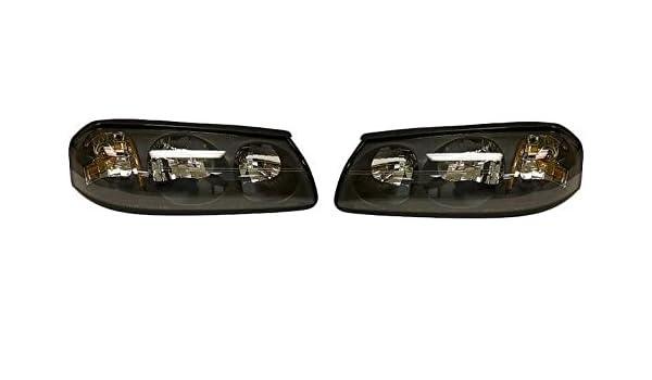 New GM2502248 Driver Side Headlight for Chevrolet Impala 2004-2005