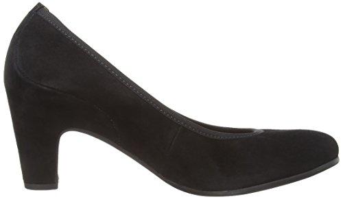 ville Black de femme Gabor 25370 Noir Chaussures qw46qztvx
