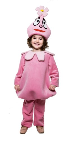 Yo Gabba Gabba Deluxe Foofa Toddler Costume, 2T for $<!--$30.69-->