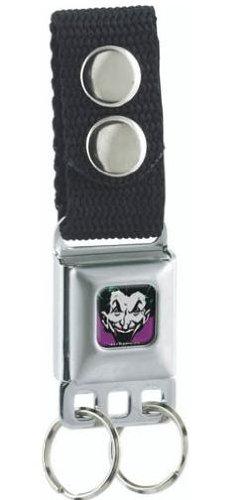 Joker Face Seatbelt Keychain (Joker Customes)