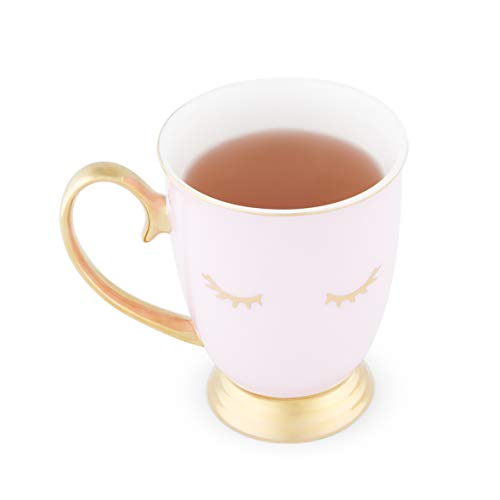 Pinky Up 6113 Holly Pink Lash Mug Up Cups, Mugs & Saucers, One Size,