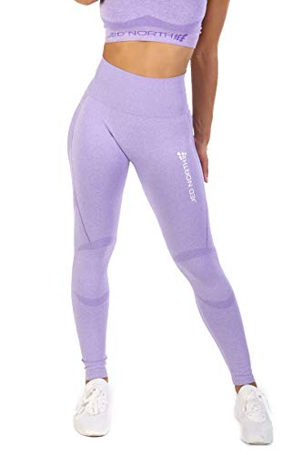 Jed North Womens Seamless Running Gym Fitness Workout Yoga Leggings