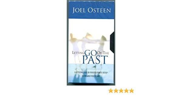 Amazoncom Joel Osteen Letting Go Of The Past Movies Tv