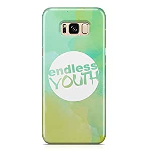 Samsung S8 Case ENDLESS YOUTH Light weight Hard Shell Samsung Samsung S8 Cover Wrap Around