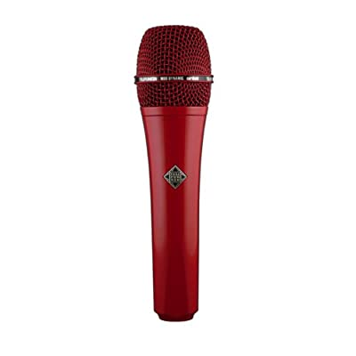 Telefunken M80 | Handheld Dynamic Cardioid Microphone Solid Color Finish Frequency Range 30Hz / 18kHz Impedance 200 ohms (Red) - 4010585 , B00IX42UGC , 454_B00IX42UGC , 271 , Telefunken-M80-Handheld-Dynamic-Cardioid-Microphone-Solid-Color-Finish-Frequency-Range-30Hz--18kHz-Impedance-200-ohms-Red-454_B00IX42UGC , usexpress.vn , Telefunken M80 | Handheld Dynamic Cardioid Microph
