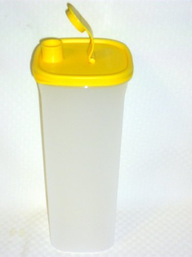 Tupperware Slim Line Pitcher 2 Quart for Refrigerator Door by Tupperware