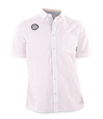 High Peak Hemd Kentville - Camisa, Color Blanco Roto, Talla 52: Amazon.es: Ropa y accesorios