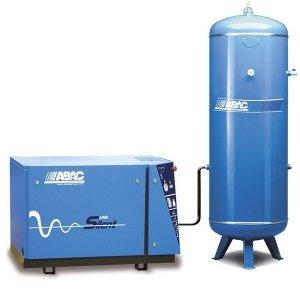 Compresor de aire silencioso, cilindro fundido, rãservoir vertical 500 litros ABAC: Amazon.es: Bricolaje y herramientas