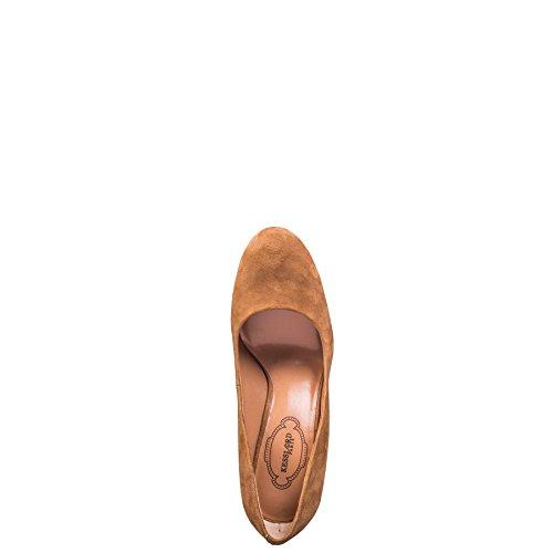 Escarpins En Kellys Velours Clair Cc Chèvre Camel Chaussures Kesslord Gv qwAIx4wtF