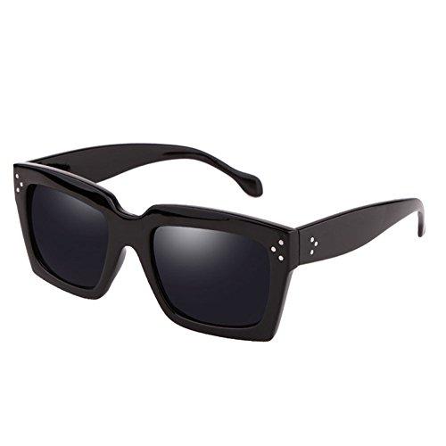 Color UV Protección DT Sol Sol de de de Gafas Caja de la Gafas la 1 1 Femeninas Femeninas SqpAZn0