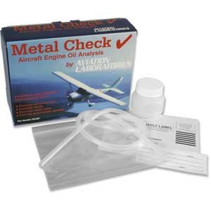 Aviation Laboratories Metal Check Oil Analysis Test Kit Ga 001
