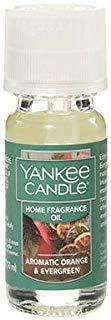 Yankee Candle Aromatic Orange & Evergreen Fragrance Oil