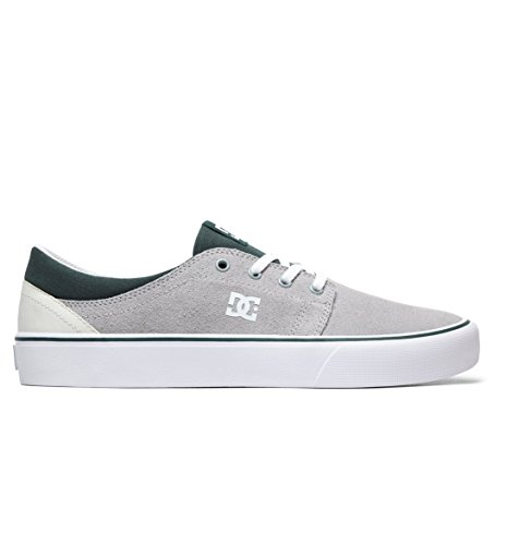 Sd Grey grey Sneakers green Trase Gris Shoes Dc Homme Basses SE1xHwq