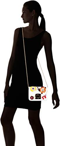 Bolsos Mini Petalo Metropolis Mujer bandolera Clivia Blanco Furla Crossbody wI1xRORq